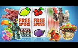 Casino med gratissnurr